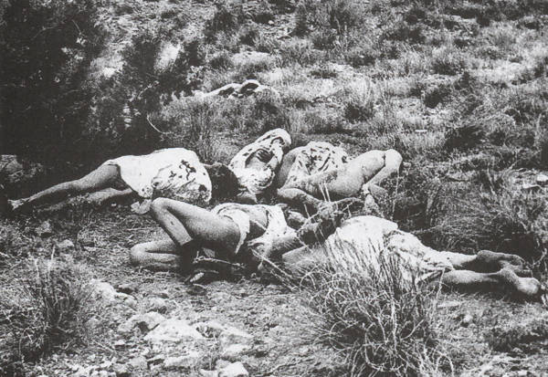 harkis massacrés en avril 1962